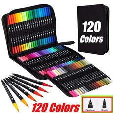 brush pen ink, Bullet, markerspen, brushpen