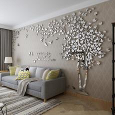Tree, Decor, living room, Home Decor