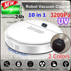 carpetcleaner, cleaningrobot, Rechargeable, uv