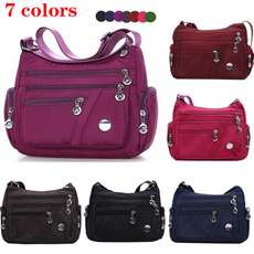 Shoulder Bags, Fashion, Waterproof, Crossbody Bag
