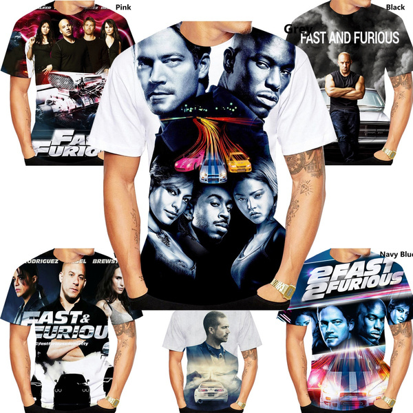 Summer, Fashion, fastandfuriou, Shirt
