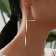 crossearring, Fashion, Dangle Earring, Jewelry