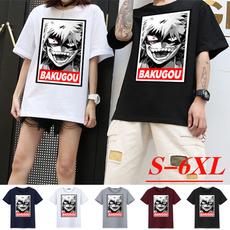 myheroacademia, Man Shirts, Tops & T-Shirts, blacktshirt