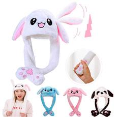 bunnyflushhat, Kawaii, Fashion, Winter