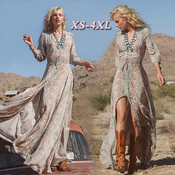 Fashion, European And American Fashion, Dress, beach dress