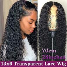wig, Black wig, lacefronthumanhairwig, wigsforwomen
