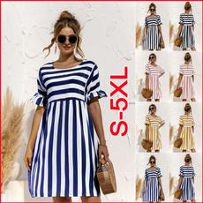 Summer, Fashion, robefemme, Dress