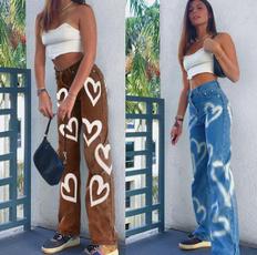 streetwearjean, Heart, harajukuaestheticjean, Fashion