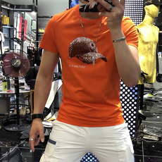 self-cultivation, Trend, T Shirts, short sleeves