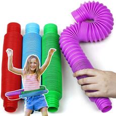 Boy, Toy, autistic, Tubes