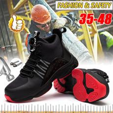 Steel, safetyshoe, antipuncture, Plus Size