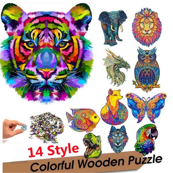 animalpuzzle, Gifts, puzzlestoy, Wooden