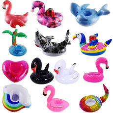 drinkstand, flamingo, Coasters, Cup