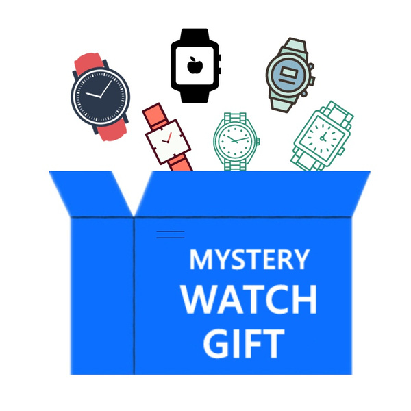 fashion watch, analogwatche, mysterybox, Casual Watch