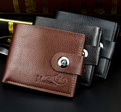 Wallet, leather, cartera, Men
