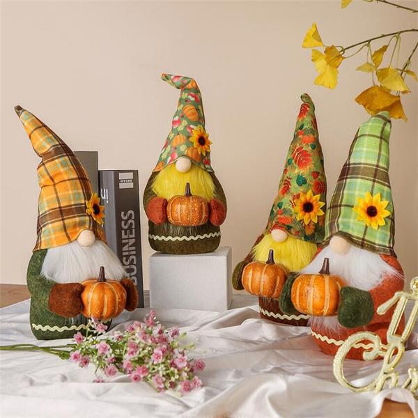 Home & Kitchen, Decor, halloweenprop, gnome