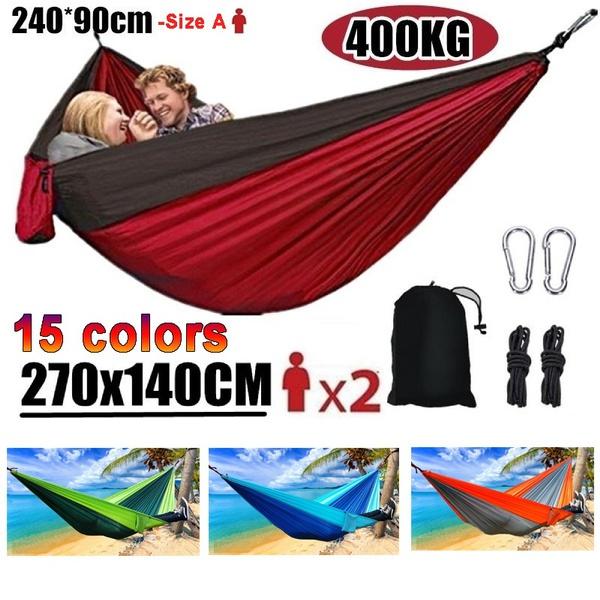 rainbow, outdoorcampingaccessorie, hangingchair, doublehammock