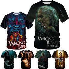 Summer, Fashion, Shirt, wrongturn