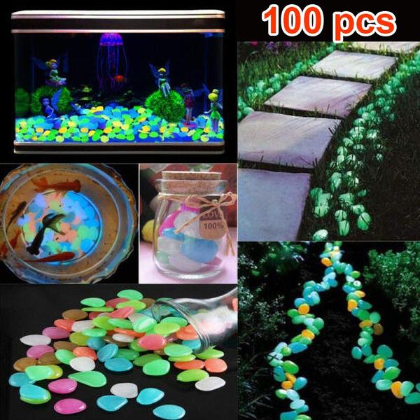 glowingstone, aquariums, Outdoor, Tank