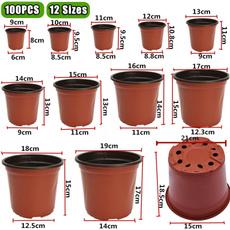 Box, Plants, growbox, Yard