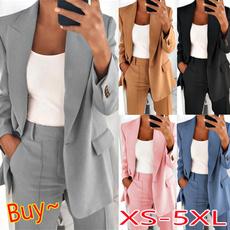 suitforwomen, Two-Piece Suits, Blazer, Office