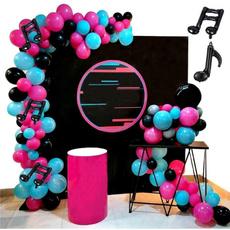 decorationanniversaire, babyshowerdecoration, Music, anniversairedeco
