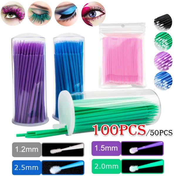 Makeup Tools, eyelashbrush, Beauty, cottonswab