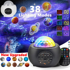 Night Light, galaxyprojector, Bluetooth, decoration