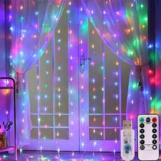 led, Garland, fairylight, decorativelight