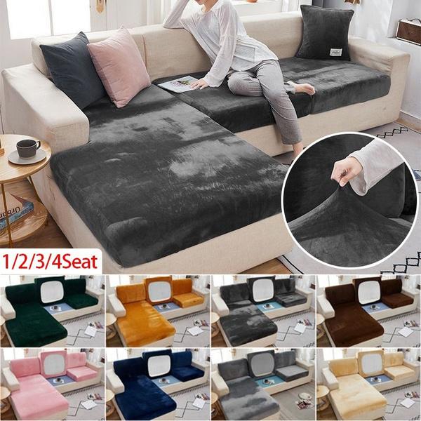 loveseat, sofacover3seater, velvet, couchcover