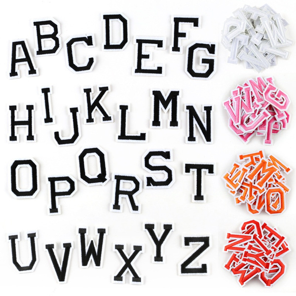 School, Fashion, Letters, patchsticker