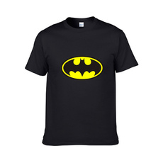 Fashion, Shirt, Sleeve, Batman