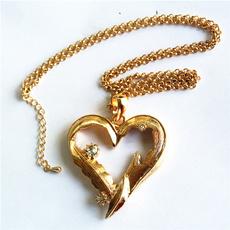 Heart, Fashion necklaces, Jewelry, luxurypendant
