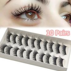 False Eyelashes, Beauty Makeup, Makeup, eye