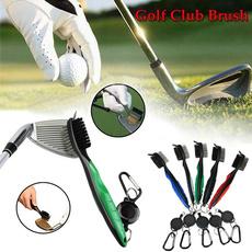 golfclubbrush, Golf, wedge, brasswire