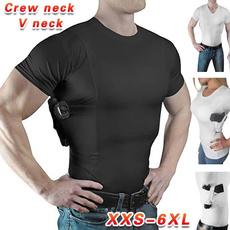 shirtsforwomen, Shorts, men's cotton T-shirt, Sleeve