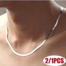Sterling, Necklaces Pendants, Jewelry, Chain