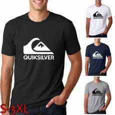 Summer, Fashion, men's cotton T-shirt, Sleeve