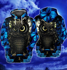 Blues, And, Fashion, Owl