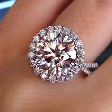 White Gold, DIAMOND, wedding ring, gold