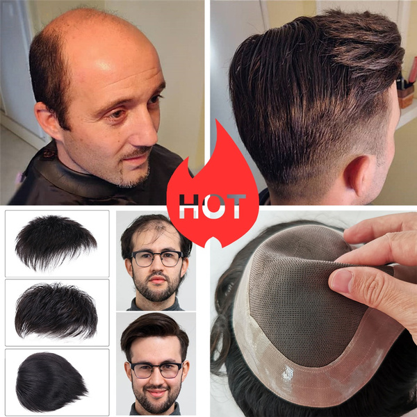 wig, Fashion, human hair, Men