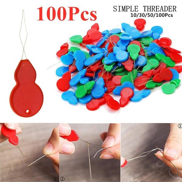 sewingtool, Simple, needlethreader, stitchinserter