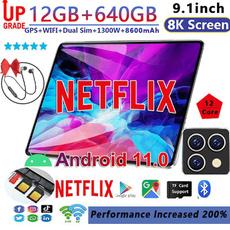 ipad, Headset, Earphone, Tablets