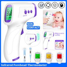 temperaturemeasurement, infraredforeheadthermometer, hometemperaturegun, Home & Living