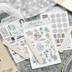 rubon, Plants, junkjournalcraft, Scrapbooking