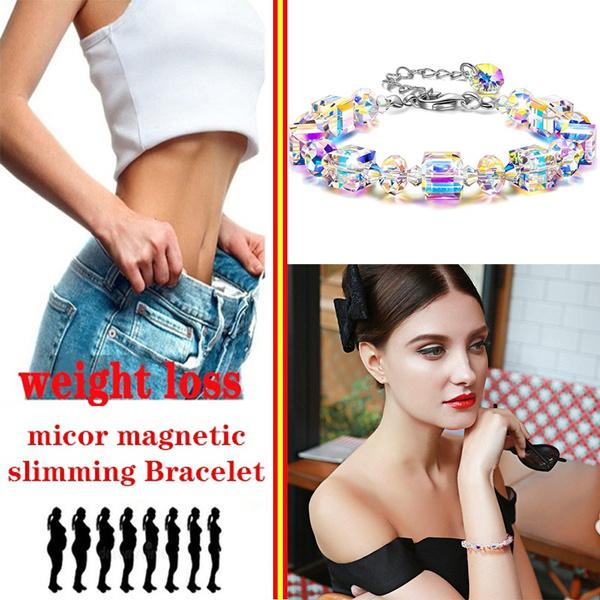 Crystal Bracelet, weightlossbracelet, Yoga, Jewelry