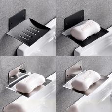 Steel, Bathroom, Bathroom Accessories, soapholder