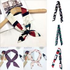 long section, Scarves, Fashion, Elegant