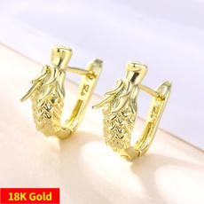 golden, Head, Fashion, Jewelry