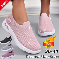 Sneakers, Fashion, shoes for womens, breathablesneaker